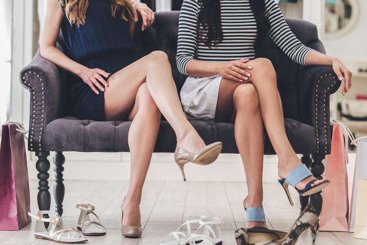 почему вредно сидеть нога на ногу, привычки