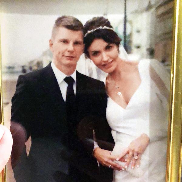 Алиса Казьмина и Андрей Аршавин