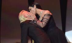 Интрига в Каннах: Беллуччи шокировала страстным поцелуем