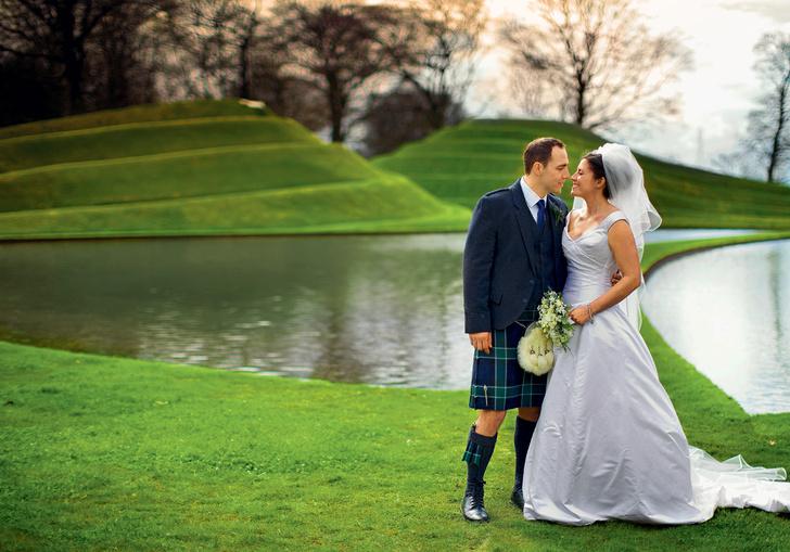 Фото №1 - Свадьбы народов мира: как выглядят молодожены Боливии, Японии, Лаоса и других стран