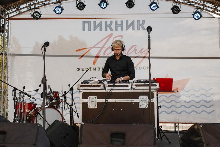 Фото №4 - В Санкт-Петербурге прошёл второй летний фестиваль «Пикник Абрау»