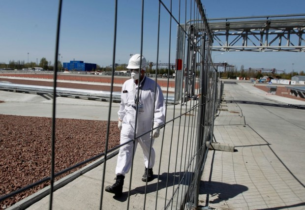 Фото №3 - Как выглядит Чернобыль спустя 35 лет после катастрофы