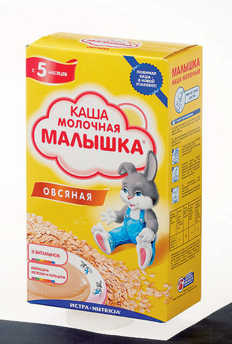 Фото №5 - Молочная каша из магазина