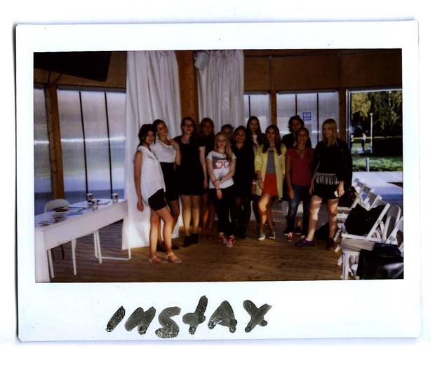 Фото №8 - Школа fashion-журналистики Elle Girl в МУЗЕОНЕ: как это было