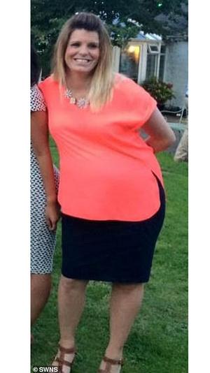Фото №3 - Мать-одиночка сбросила 52 кг после родов и стала моделью