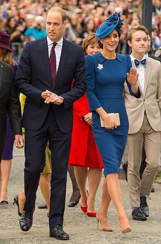 Фото №6 - Принц Джордж, принцесса Шарлотта и Кейт Миддлтон стали звездами канадского тура