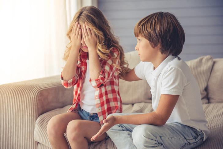 Фото №3 - Брат и сестра: сложности воспитания детей разного пола