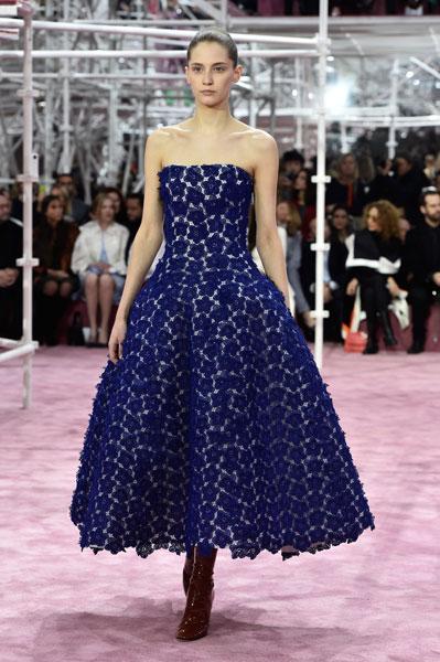 Фото №5 - В Париже прошел кутюрный показ Dior