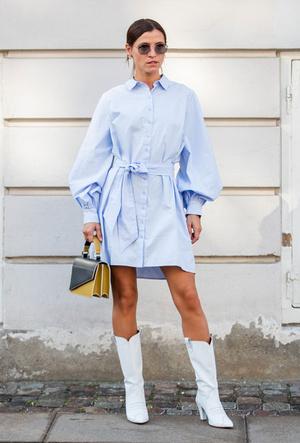 Фото №23 - Самые модные платья для лета 2020 для любого случая
