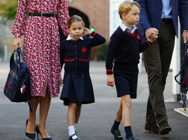 Фото №2 - Что изменилось в жизни принца Луи с наступлением осени