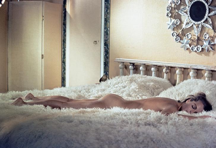 Фото №8 - Девушка дня: Роми Шнайдер