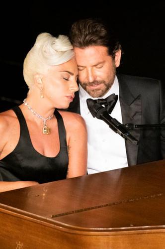 Фото №3 - Шейк, Купер, Гага: любовный треугольник на «Оскаре»