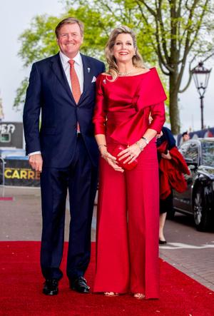 Фото №17 - Стильная Максима: 5 модных правил королевы Нидерландов