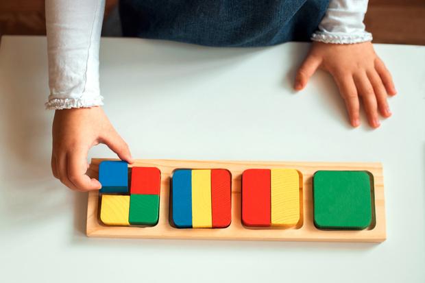 Фото №1 - Как методика Монтессори поможет малышу пережить стресс
