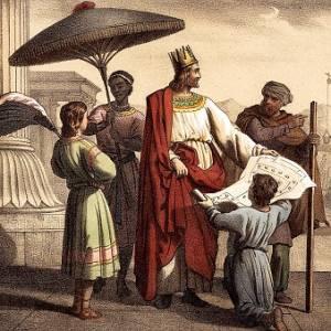 Фото №1 - Царь Соломон разбогател на меди