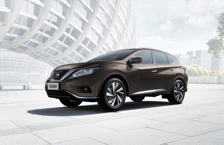 Фото №2 - Nissan Murano: двигатель комфорта