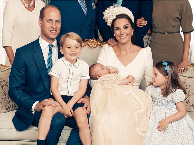 Фото №6 - Почему Кейт и Уильям прячут детей от публики на самом деле