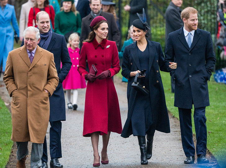 Фото №19 - Из простолюдинок в аристократки: как Кейт Миддлтон изменилась за 10 лет рядом с Королевой