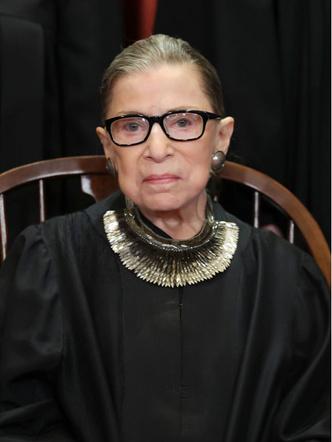 Фото №6 - Судья Рут: как одна женщина бросила вызов мужскому миру и изменила его