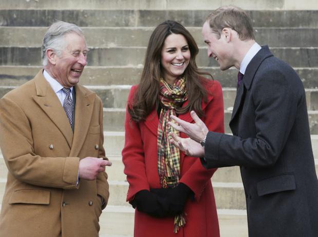 Фото №1 - Как принц Чарльз повлиял на отношения герцогини Кейт и принца Уильяма