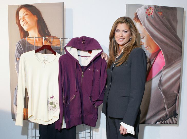 Фото №8 - Кэти Айрленд: из супермоделей в бизнес-леди из списка Forbes