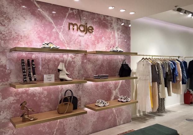 Фото №6 - Шопинг после пандемии: Sandro, Maje и Claudie Pierlot открыли новые бутики