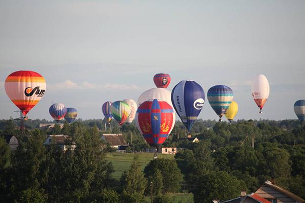 Фото №2 - Ярославская неделя: райские наслаждения и полет на шаре