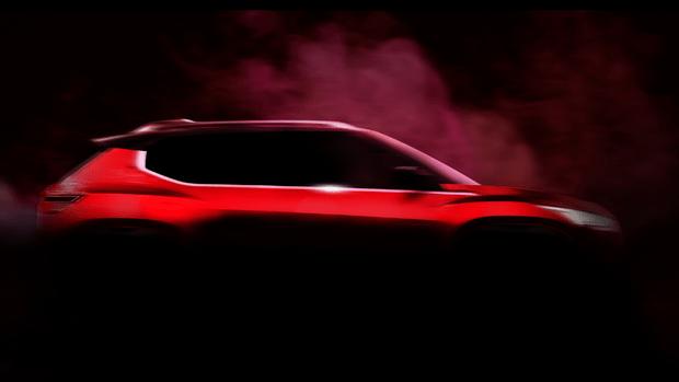 Фото №1 - Datsun представит в России внедорожник