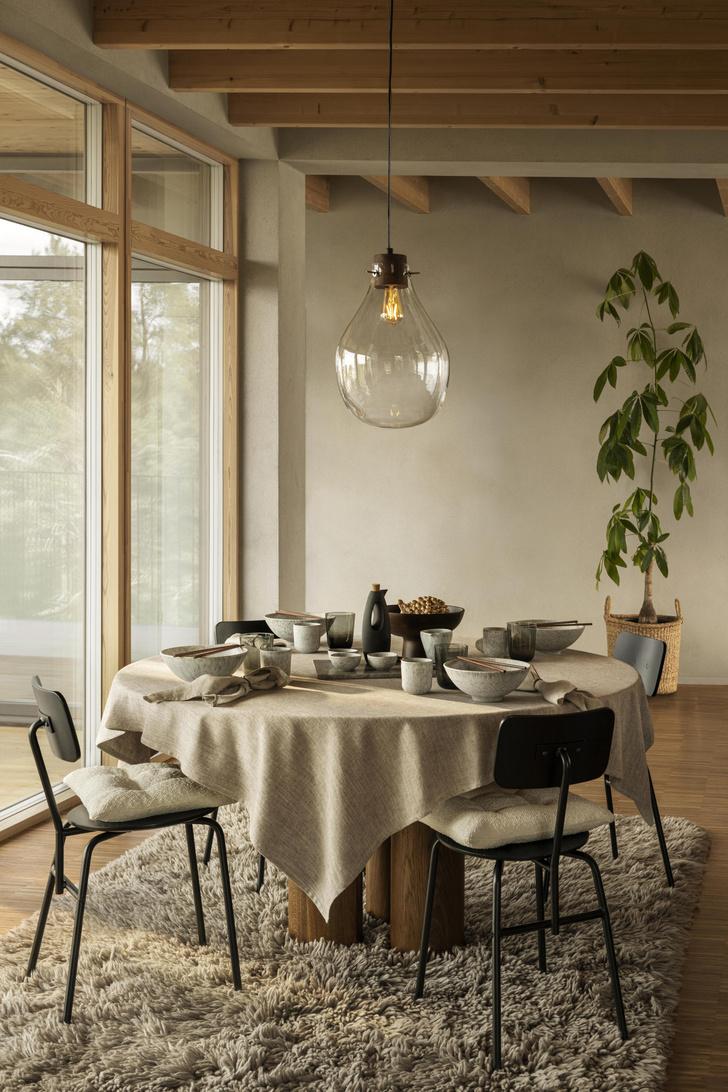 Фото №11 - Готовимся к осени: новая коллекция предметов для дома H&M Home