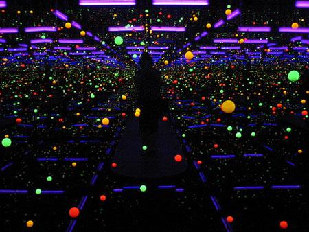 Фото №1 - Yayoi Kusama's Dots