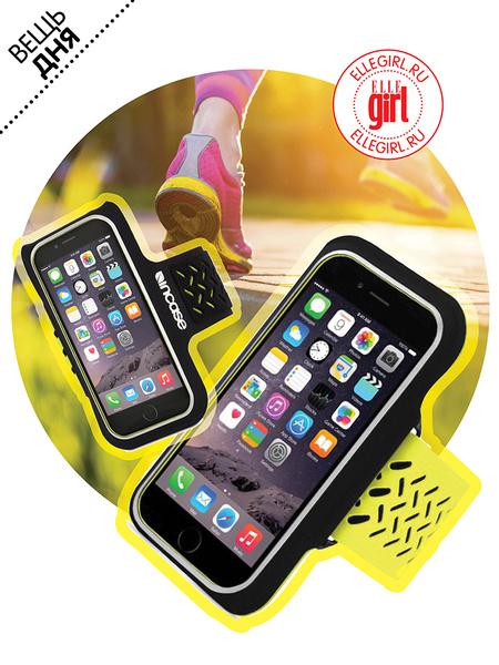 Чехол-браслет Incase Sports Armband для iPhone 6