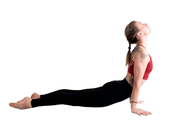 Фото №7 - Йога против стресса: 5 асан, которые помогут успокоиться