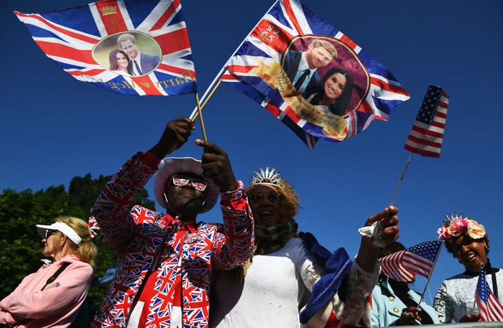 Фото №1 - Королевская свадьба