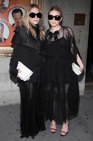Фото №17 - А две лучше: как сестры Олсен покорили мир моды