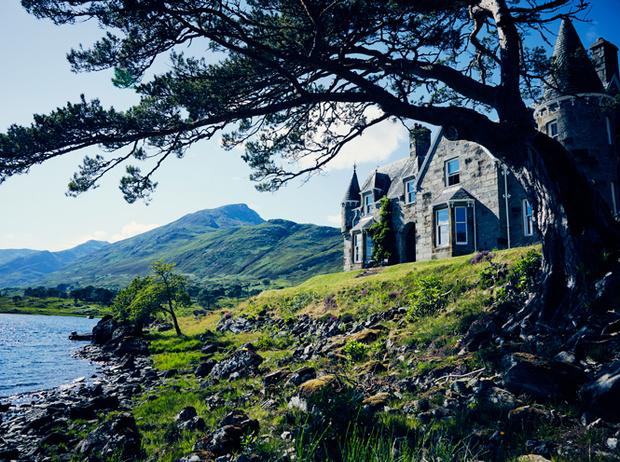 Фото №2 - Джеймс Миддлтон – о своей новой жизни в Шотландии: эксклюзив Marie Claire