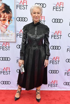 Фото №4 - Королева Хелен Миррен: 5 секретов стиля голливудской кинодивы
