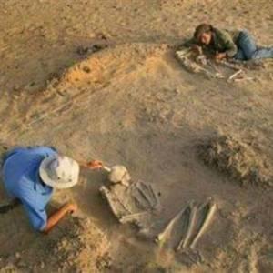 Фото №1 - В Сахаре жили люди