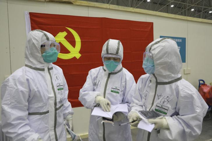 Фото №1 - Китайские ученые: треть переболевших коронавирусом не получают иммунитет