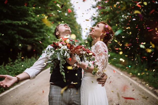 """Фото №1 - «Друзья и родители заявили, что мы """"зажали"""" свадьбу»"""