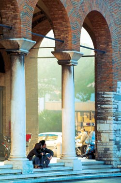 Фото №11 - Кампанилы прекрасной Равенны