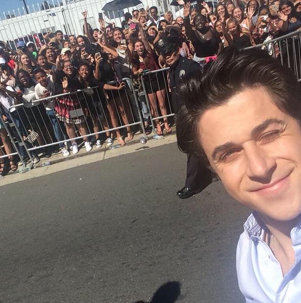 Фото №12 - Звездный Instagram: Teen Choice Awards 2015