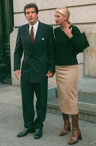 Фото №4 - Правила стиля Кэролин Бессетт-Кеннеди: безупречный минимализм из 90-х