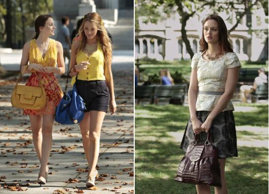 Фото №3 - Лучшие наряды «Сплетницы»: как выделиться в старших классах
