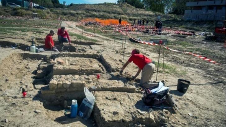 Фото №1 - Во Франции нашли крупный римский некрополь