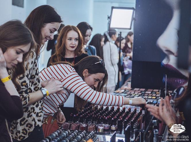 Фото №1 - В Москве пройдет фестиваль MakeUpDays