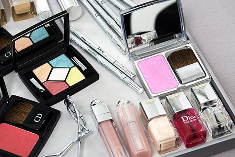 Фото №5 - Как повторить макияж с кутюрного показа Christian Dior