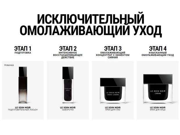 Фото №3 - Le Soin Noir от Givenchy: как водоросли замедляют старение кожи?