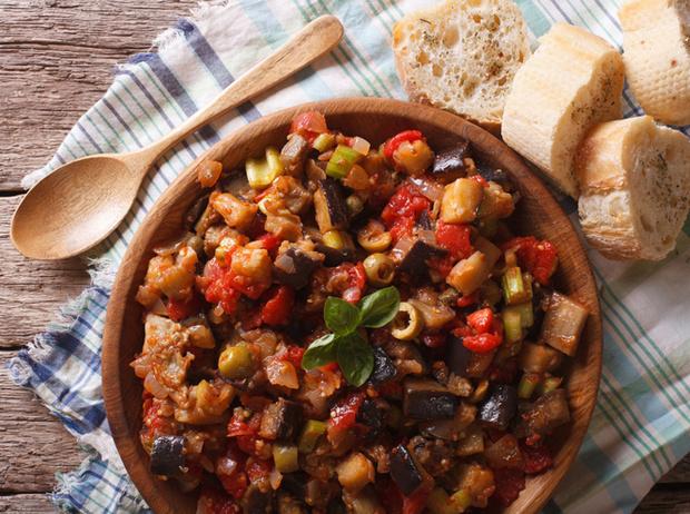 Фото №2 - Итальянские блюда для тех, кто следит за фигурой