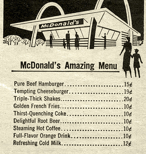 Фото №5 - Легендарные бренды. «Макдоналдс»