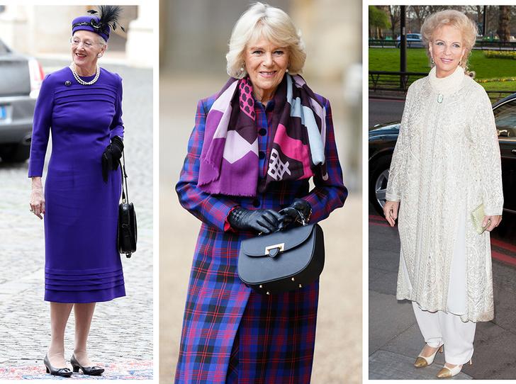 Фото №1 - Вне возраста: стильные приемы европейских аристократок (и аристократов)
